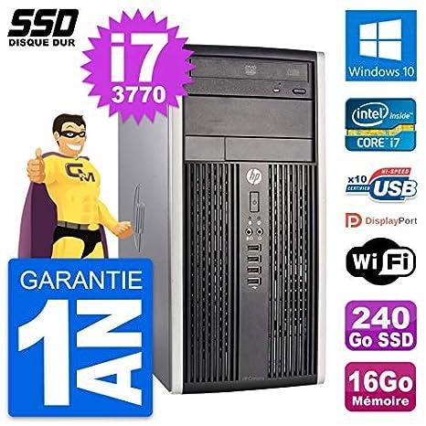 HP PC Tour Compaq Pro 6300 CMT Intel i7-3770: Amazon.es: Electrónica