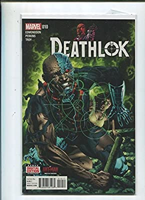 Deathlok #10 Edmondson Perkins Troy   Near Mint Unread  MD4