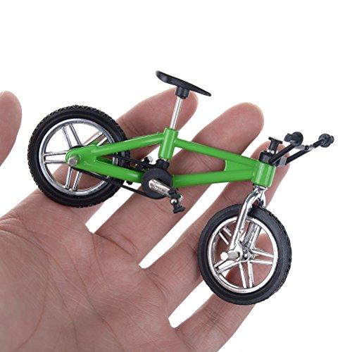 [해외]손가락 자전거 장난감 산악 자전거 장난감 미니어처 모델 장난감 위대한 컬렉션 아이 들을 위한 선물 / Finger Bike Toy Mountain Bicycle Toy Miniature Model Toys Great Collections Gift for Children