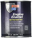 POR-15 42268 Chevy Orange Engine Enamel - 1 pint