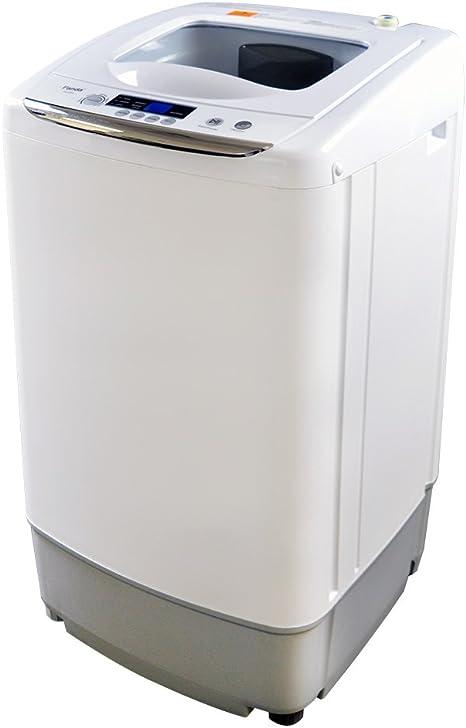 Panda Pequeña y compacta lavadora portátil totalmente automática ...