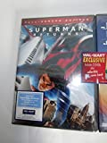 Walmart Exclusive 2 disc: Superman Returns and Justice League Justice on Trial