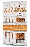 Simply Snackin ALL Natural Chicken Breast ASSORTMENT 20 snacks
