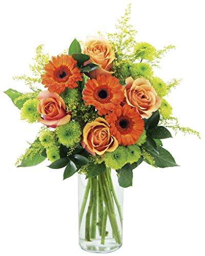 KaBloom-Tangerine-Dream-with-Daisies-Bouquet-of-Fresh-Orange-Roses