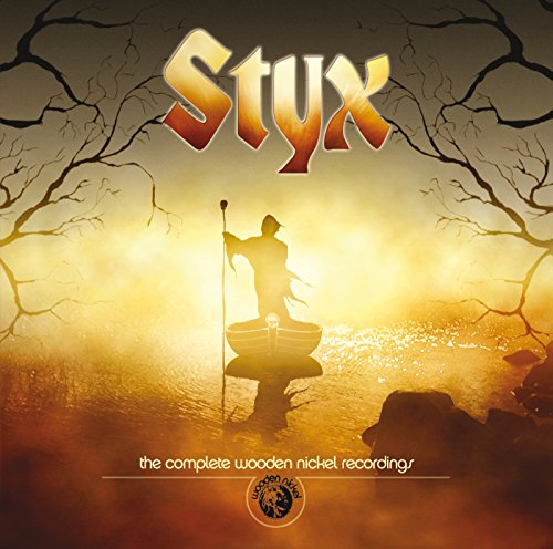 Complete Wooden Nickel Recordings [2 CD] (The Best Of Styx 2019)