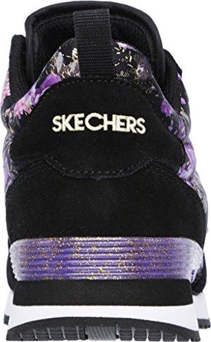 Skechers Hollywood Rose Zapatilla Alta de Mujer BKPR