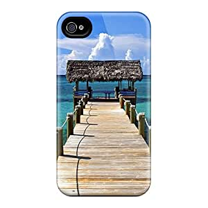 Shockproof/dirt-proof The Beautiful Bahamas Covers Cases For Iphone(6)