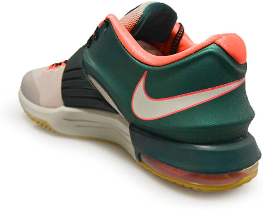 Nike Green White Orange Toffee