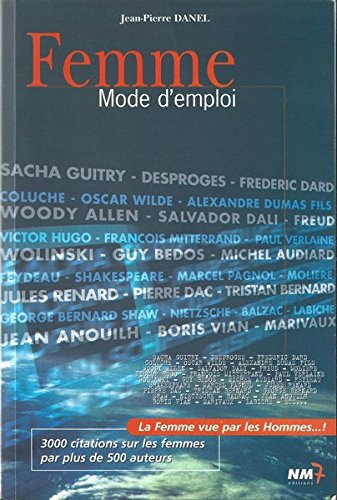 Citation Nietzsche Femme : Femme mode d emploi  amazon books