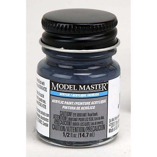 Testor Corp. MM 1/2oz 5-N Navy Blue (SG)