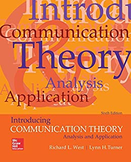 Introducing Communication Theory: Analysis and Application 2017