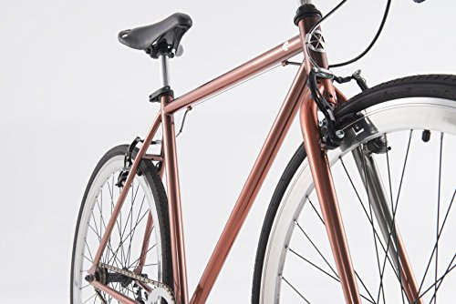 Gama Bikes Alley Cat Men S Commuter Bike