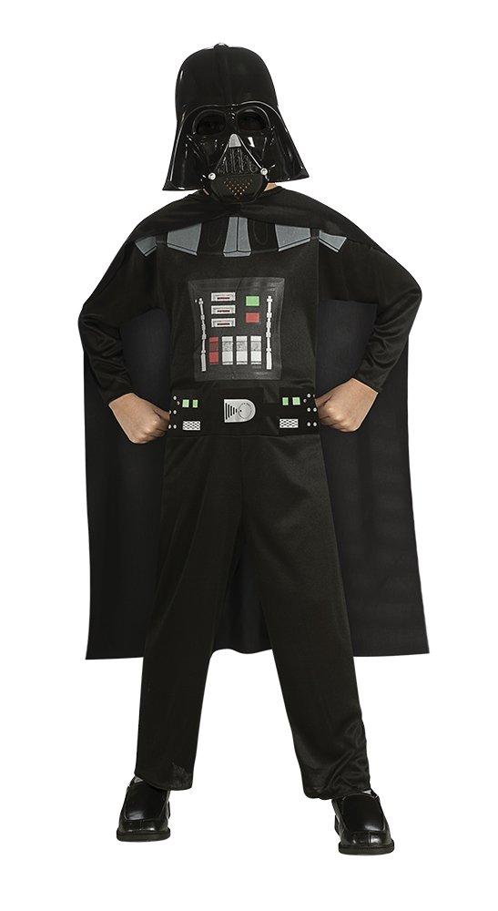 Star Wars - Disfraz de Darth Vader para niño, Talla L infantil 8-10 años (RubieS 881660-L): Amazon.es: Juguetes y juegos