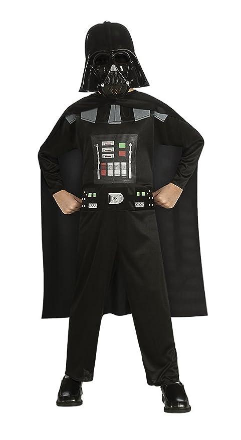 Rubies Darth Vader Disfraz Multicolor, L (7-9 años) RubieS 881660-