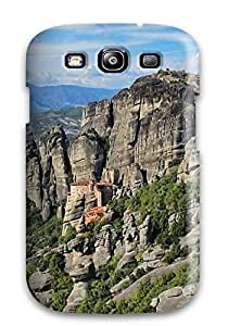 6964211K63690822 Hot Tpu Cover Case For Galaxy/ S3 Case Cover Skin - Meteora