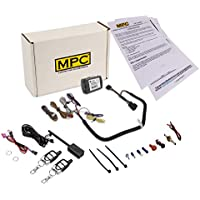 Long Range Remote Start Kit w/Keyless Entry & T-Harness For 2006-2007 Dodge Charger - Includes (2) 5 Button Remotes