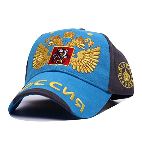 XIAOMAOMAO Men Fashion Tactical Baseball Rugby Cap Eagle Embroidered Hat Swat Police Casual Adjustable Rugby ()