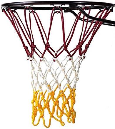 Amazon.com: Red de baloncesto Fandom Nets ultrarresistente ...