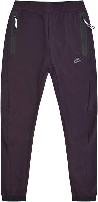 Nike Tech Pack - Pantalones de chándal para hombre - Morado - Small: Amazon.es: Ropa y accesorios