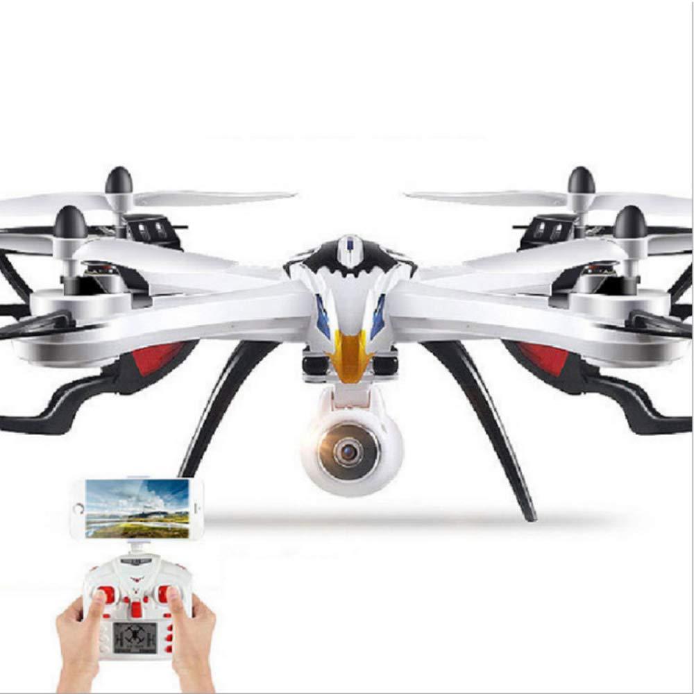 Reducción de precio ERKEJI Drone Gravedad inducción remota Aviones de Control Cuatro Ejes neumática Altura Juguete Aviones Fijo 1080p aérea Foto en Tiempo Real Transmisión WiFi FPV