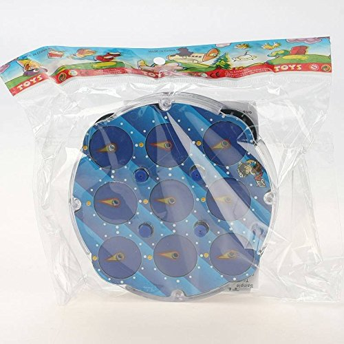 ([Speed Demon Cube Store] New Box Lingao Magic Clocks Toys Magic Cube Puzzle Gift^Yellow.)