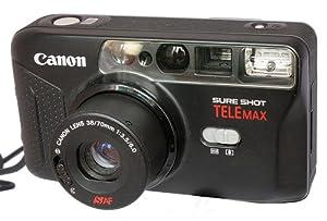 Canon Sure Shot TELEmax Camera by Canon