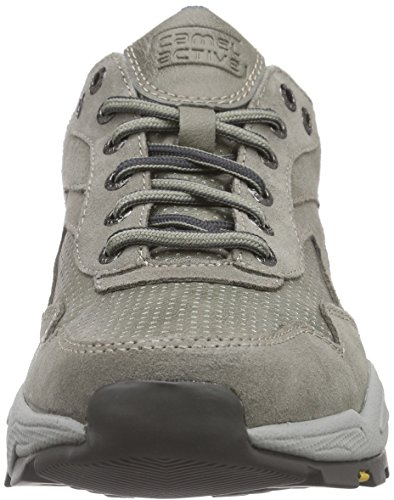 camel active Evolution 29 Herren Sneakers Grau (grey/lt.grey)