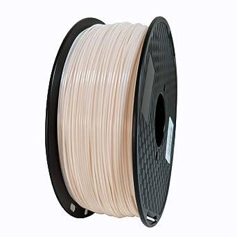 Filamento para impresora 3D, filamento ABS de 1,75 mm, carrete de ...