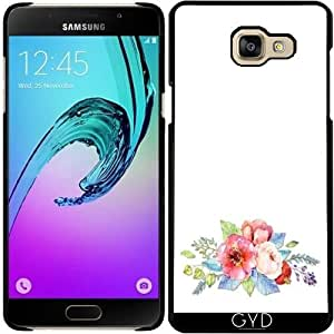 Funda para Samsung Galaxy A5 2016 (SM-A510) - La Decoración Floral by UtArt