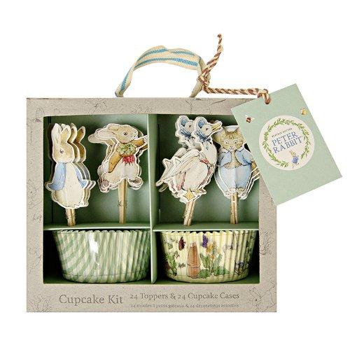 Meri Meri Cupcake Kits, Peter Rabbit