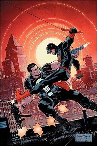 Daredevil Punisher #4  Comic Book