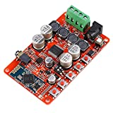 Gowoops TDA7492P Amplifier Board 2x25W Dual Channel Wireless Bluetooth 4.0 Audio Receiver Digital Amplifier Board 3.5mm Plug