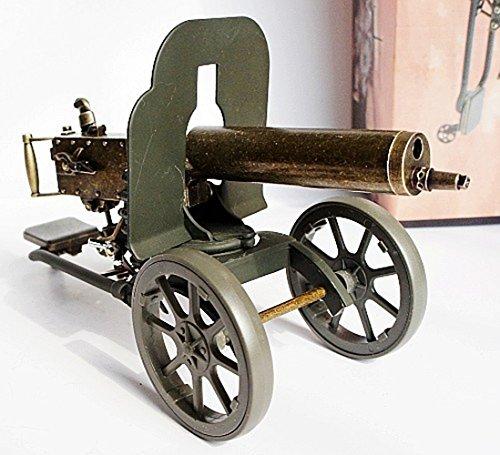 (BWLZSP 1PCS Mark Heavy Machine Gun Lighter Men must have war Desktop display model sculpture LU628128)