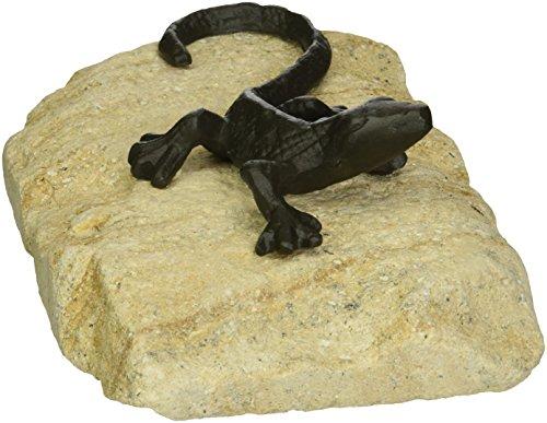 Design Toscano Sun Bathing Lizard Garden Statue