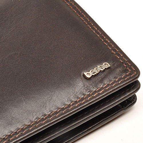 berba Valentino 003 Brieftasche in dunkelbraun