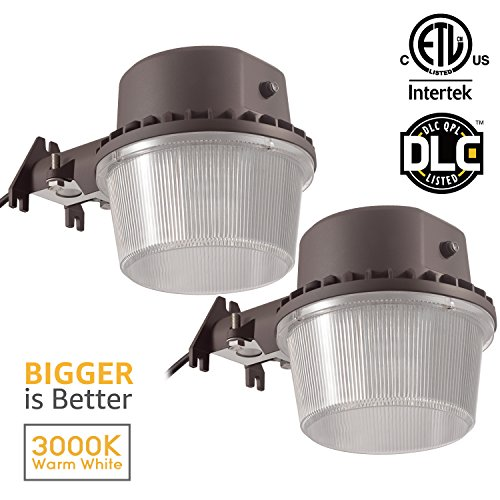 Street & Area Lighting Dusk-to-dawn LED Outdoor Barn Light