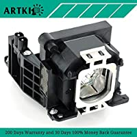 LMP-H160 Replacement Projector Lamp for Sony VPL-AW15 VPL-AW10 AW15 AW10 AW10S AW15KT AW15S VPL-AW10S
