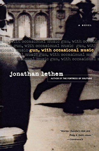 Gun, with Occasional Music (Harvest Book)