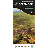 Serengeti: Official Map & Visitor Guide (African Map)