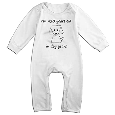 JOYJUN Dog Years I Would Be 420 Cool Girl Print Jumpsuit Playsuit Outfits
