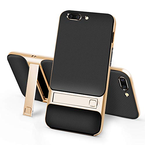 One Plus 5 Case Compatible with Oneplus 5 Cover Kickstand Luxury 1plus...