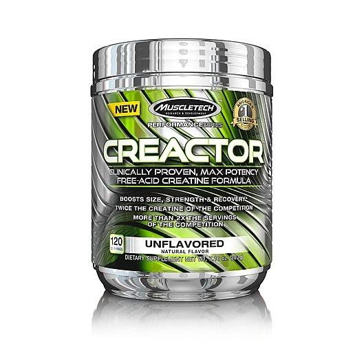 MuscleTech Creactor Unflavored 203 g