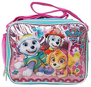 (Paw Patrol Skye Everest Soft Lunch Bag)