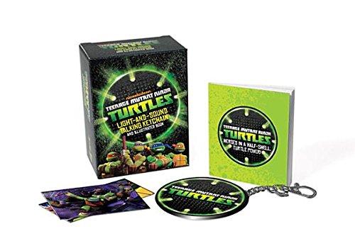 ninja turtle sound book - 9