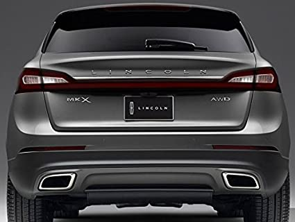 Amazon Com Lincoln Mkx Tinted Tail Light Covers Lamp Film Guards