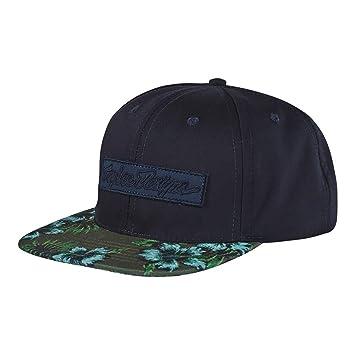 Amazon.com  Troy Lee Designs Outsider Snapback Hat-Navy  Clothing 5e97608ef96
