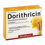 Dorithricin Halstabletten Waldbeere 40 stk