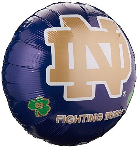 Anagram International University of Notre Dame Flat Balloon, 18