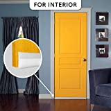 2PACK Door Draft Stopper, Strong Adhesive Door