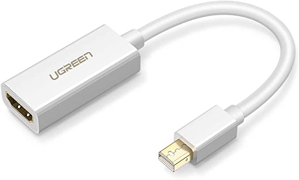 UGREEN Adaptador Mini Displayport a HDMI 4K, Cable Mini DP ...
